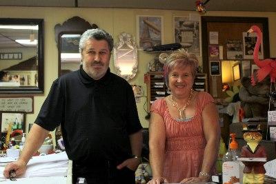 Jacqui & Larry Donahue